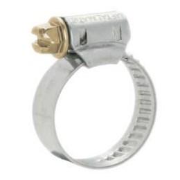 Abraçadeira Regulável Inox 13 a 19 - 1/2 a 3/4 [ I0141319 ] - Metalmatrix