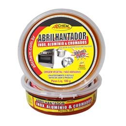 Abrilhantador Inox/Alumínio 180G [ 539 ] - Allchem