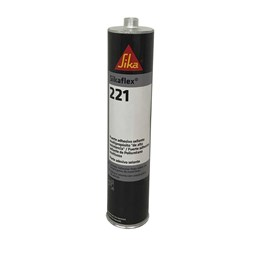 Adesivo Selante Pu Preto Sikaflex 221  300 Ml [ A221243 ] - Sika