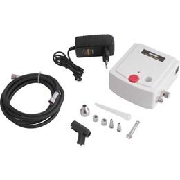 Aerografo com Mini Compressor 10 Peças 6220010000 Vonder