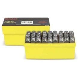 Alfabeto Bater de Aço Jogo 2MM [ 60.0012 ] - Rocast