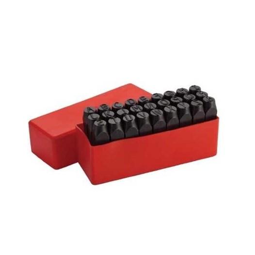 Alfabeto Bater de Aço Jogo 8MM [ 60.0018 ] - Rocast