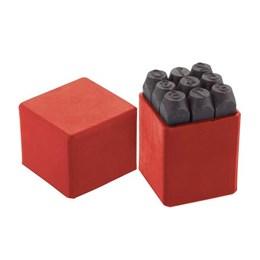 Algarismo de Aço para Gravação Jogo 12.5MM [ 60.0010 ] - Rocast