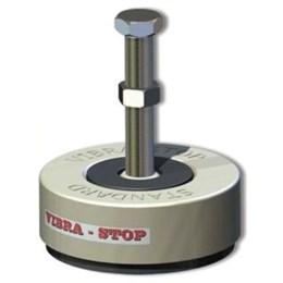 Amortecedor Mac I         Paraf. 1/4    200Kg [ MAC 1/4 ] - Vibra-Stop