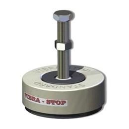 Amortecedor Mini          Paraf. 3/8    2000Kg [ MINI 3/8 ] - Vibra-Stop
