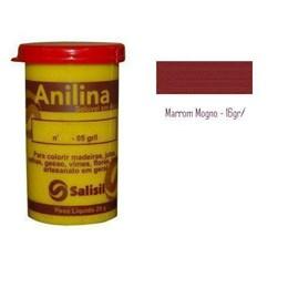 Anilina Marrom Mogno      29    25 gr [ 029 ] - Salisil