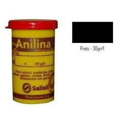 Anilina Preto             11    30 gr [ 1103 ] - Salisil
