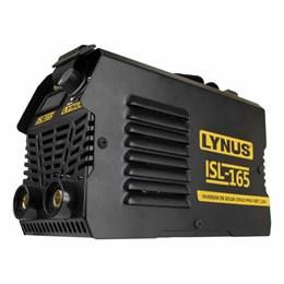 Aparelho Solda Inversor Eletrodo 120 Monofásico 220v [ ISL-165 ] - Lynus