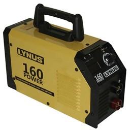 Aparelho Solda Inversor Eletrodo 160 Bivolt [ LIS-160 ] Lynus