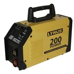 Aparelho Solda Inversor Eletrodo 200 Bivolt [ LIS-200 ] Lynus