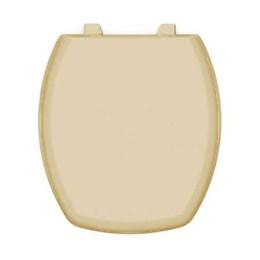 Assento Sanitário Bege Almofadado Thema [ 00672 ] - Durin