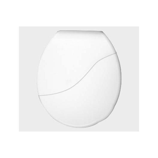 Assento Sanitário Branco Plus [ 00595 ] - Durin