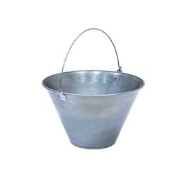 Balde Concreto Metal    Galvanizado   10 Lt [ 101718 ] - Paraboni