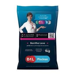 Barrilha Leve 1KG para Piscina [ 11010073 ] - BEL PISCINAS.