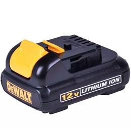 Bateria 12.0V Li 1.3Ah  [ DCB120-B2 ] - Dewalt