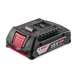 Bateria 18.0V Li 2.0 Ah [ 1600Z00036 ] - Bosch