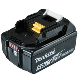 Bateria 18.0V LI 6.0AH [ BL1860B ] - Makita