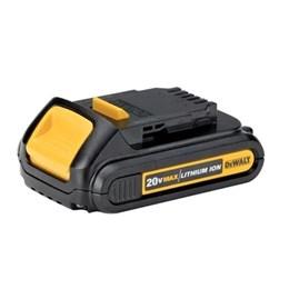 Bateria 20.0V Li 1.3Ah [ DCB207-B3 ] - Dewalt