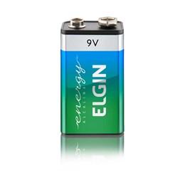 Bateria 9 Volts Alcalina [ 000000082157 ] - Elgin