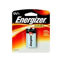 Bateria 9 Volts Alcalina [ 25445 ] - Energizer