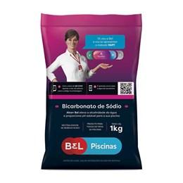 Bicarbonato de Sódio 1KG para Piscina [ 11010064 ] - BEL PISCINAS.