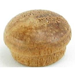 Botão Tapa Furo 08 Madeira Mogno 100 Pc [ 00062 ] - Simoes