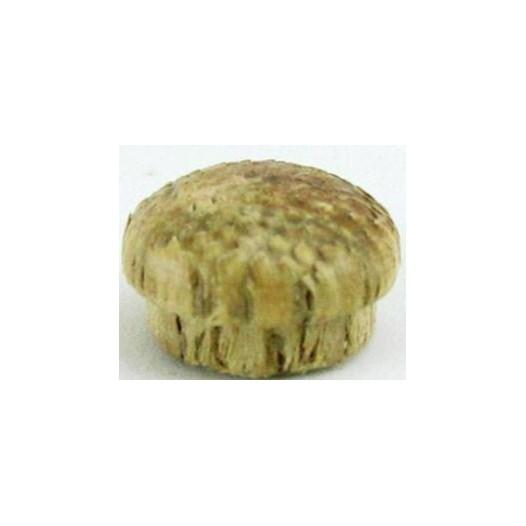 Botão Tapa Furo 12 Madeira Cerejeira 100 Pc [ 00062 CEREJEIRA ] - Simoes