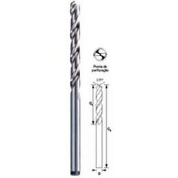 Broca de Aço Rápido 1.5 mm Cartela 2Pçs [ 2608595084 ] - Bosch