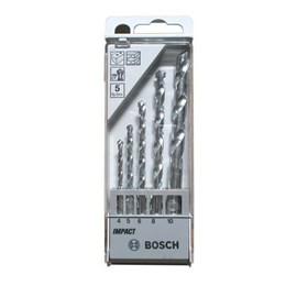 Broca Estojo Videa 4-5-6-8-10   [ 2608590090 ] - Bosch