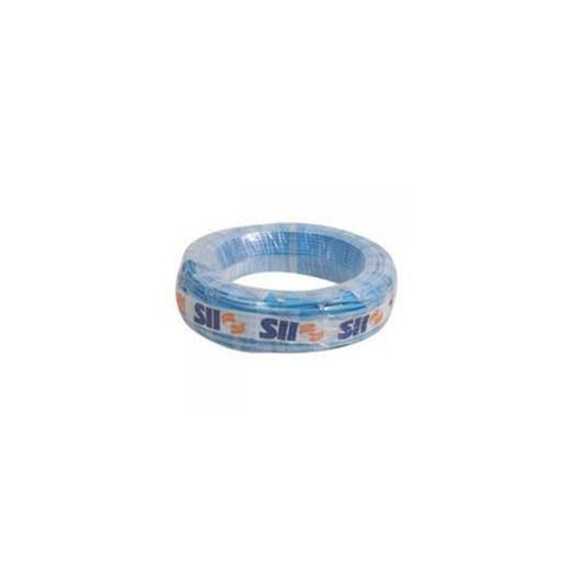 Cabo Flexível 10.0 mm Azul (1 Metro) [ 321 ] - Sil