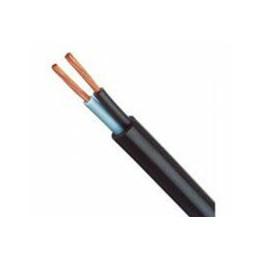 Cabo Pp 2 X  2.50 mm   Preto  1Kv   (Metro) [ 084.008 ] - Sil