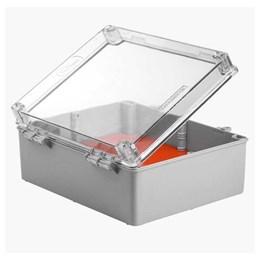 Caixa de Sobrepor Multiuso Rohdbox Transparente [ 88191 ] - Rohdina