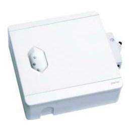 Caixa Interruptor para Ar Condicionado 2P+T 20A [ 2952/20A ] - Perlex