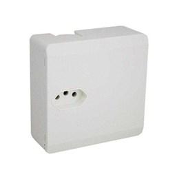 Caixa Interruptor para Ar Condicionado 2P+T 20A  [ 39037 ] - Pezzi