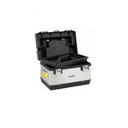 Caixa Plástica com Reforço Inox Bau Cbi 020 [ 6105000200 ] - Vonder