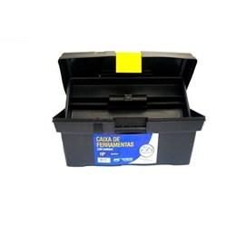 "Caixa Plástica Ferramenta 20 X 40 cm 16"" [ 013601008 ] - Metasul"