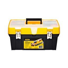 Caixa Plástica Ferramenta com Organizador 49.2 X 26 X 24.8 cm [ 19-061 ] - Stanley