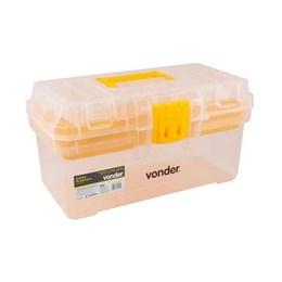Caixa Plástica Ferramentas  40 X 21 X 20 CM [ CPV 0330 ] Vonder