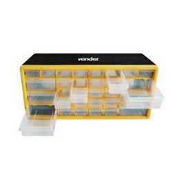 Caixa Plástica Organizador 50X16X25 Opv-0300 [ OPV 0300 ] - Vonder