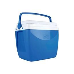 Caixa Térmica Azul 18L [ 25108181 ] - Mor