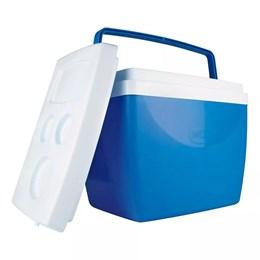 Caixa Térmica Azul 34L [ 25108161 ] - Mor