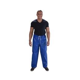 Calça Pvc Azul GG [ 10034034166175 ] - Vinilseg
