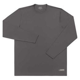 Camiseta com Proteção UV Tamanho P Cinza [ 32 ] - Vitho Protection