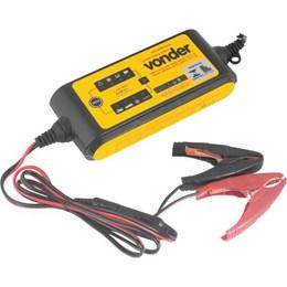Carregador Automotivo   12/80A  1 Bateria 6/12V Inteligente 220V [ CIB 084 ] - Vonder