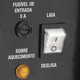 Carregador Automotivo 20A Bateria 12V Rápido/Lento Cbv 1600 (220V) - Vonder