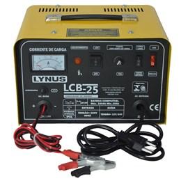 Carregador Automotivo 25/150A 12/24V [LCB-25] (220V) - Lynus