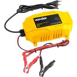 Carregador Automotivo 45/100A 1 Bateria 12V Lento Cib100 (220V) - Vonder