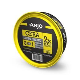 Cera Polimento Veiculo  200G [ 001615-04 ] - Anjo
