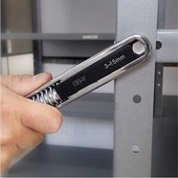 Chave Ajustável 3 a 27 mm [ CTP95431527 ] - Ctpohr Ferramentas
