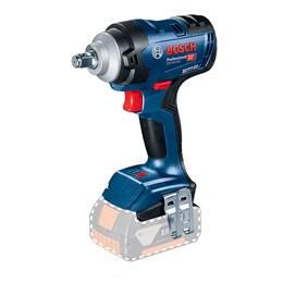Chave de Impacto 18.0V LI sem Bateria sem carregador [ GDS 18V-400 ] - Bosch
